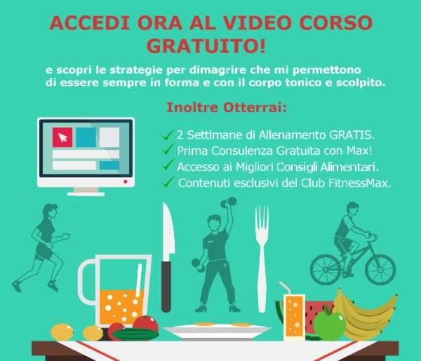 Video Corso Dimagrire