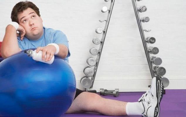 Mi alleno ma non perdo peso