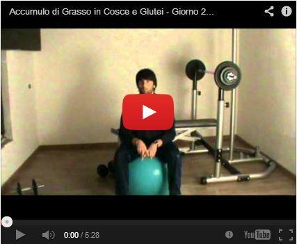 Video Accumulo di Grasso Cosce e Glutei