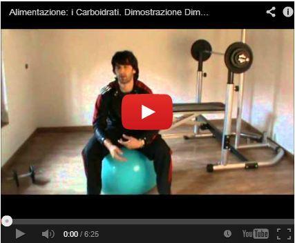 Video Giorno 24 Dimagrire Carboidrati?